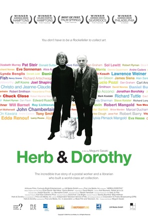 Herb and Dorothy - Movie Poster (thumbnail)