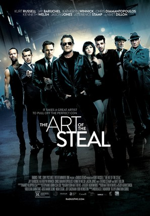 The Art of the Steal - Movie Poster (thumbnail)