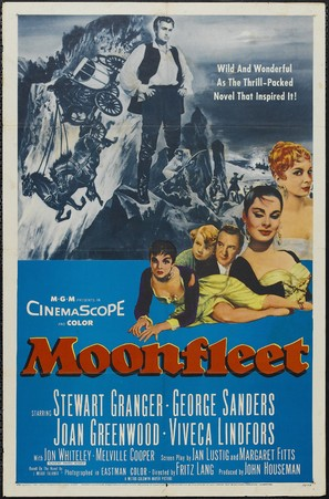 Moonfleet - Movie Poster (thumbnail)