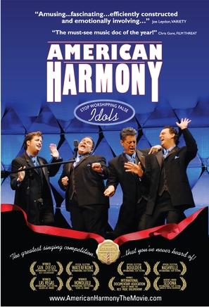 American Harmony - Movie Poster (thumbnail)