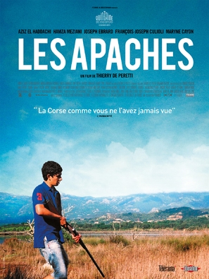 Les Apaches - French Movie Poster (thumbnail)
