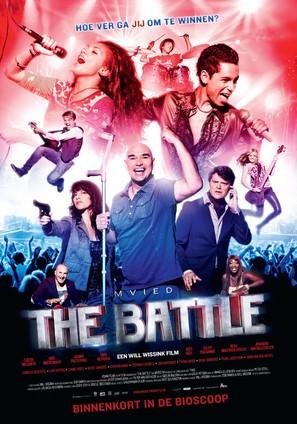 Mijn vader is een detective: The Battle - Dutch Movie Poster (thumbnail)