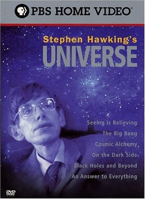 """Stephen Hawking's Universe"" - poster (thumbnail)"