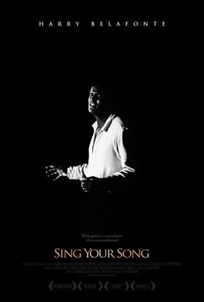 Sing Your Song - Movie Poster (thumbnail)