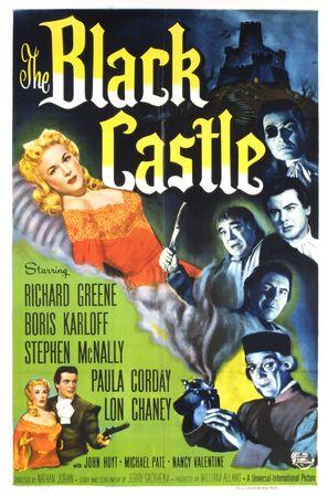The Black Castle - Movie Poster (thumbnail)