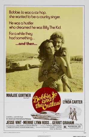 Bobbie Jo and the Outlaw - Movie Poster (thumbnail)