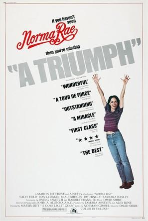 Norma Rae - Movie Poster (thumbnail)