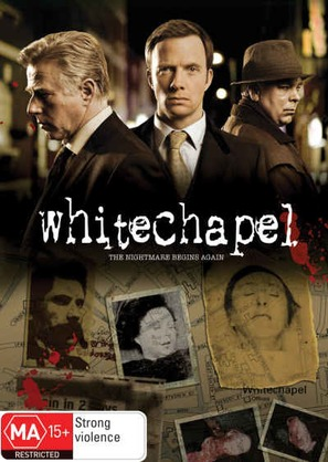 """Whitechapel"" - New Zealand Movie Cover (thumbnail)"
