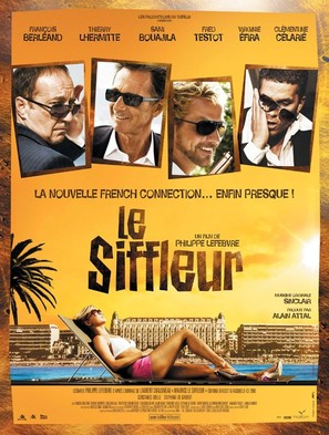 Le siffleur - French Movie Poster (thumbnail)