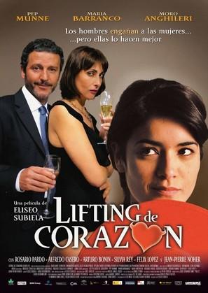 Lifting de corazón - Spanish Movie Poster (thumbnail)