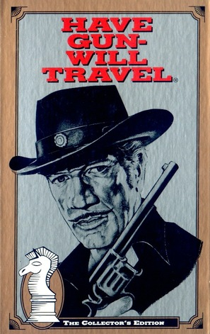 """Have Gun - Will Travel"" - VHS movie cover (thumbnail)"