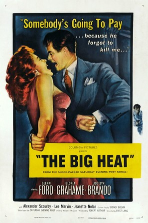 The Big Heat - Movie Poster (thumbnail)