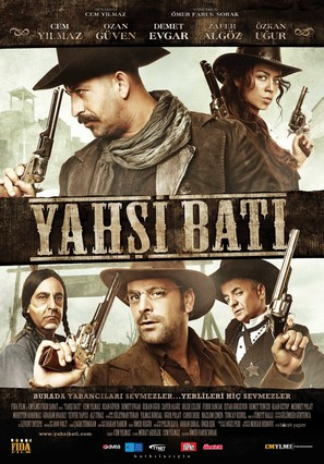 Yahsi bati - Turkish Movie Poster (thumbnail)