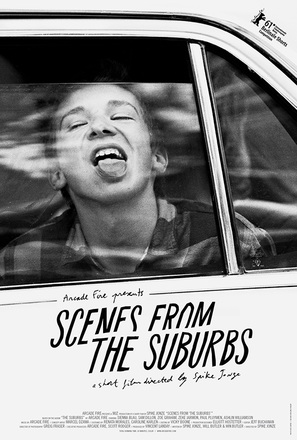 Scenes from the Suburbs - Movie Poster (thumbnail)