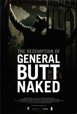 The Redemption of General Butt Naked - Movie Poster (thumbnail)