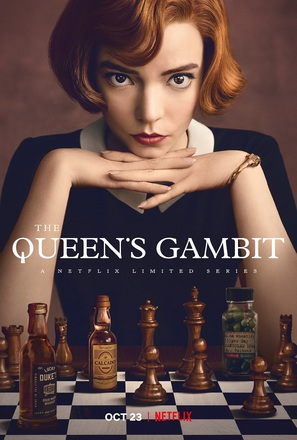 """""""The Queen's Gambit"""" - Movie Poster (thumbnail)"""
