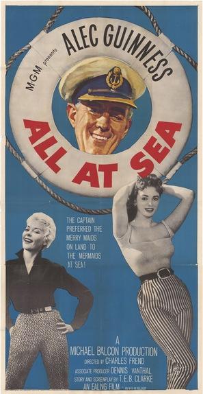 Barnacle Bill - Movie Poster (thumbnail)