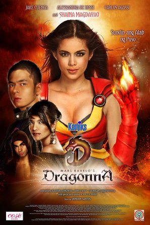 """Dragonna"" - Philippine Movie Poster (thumbnail)"