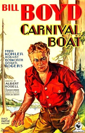 carnival boat 1932 movie posters