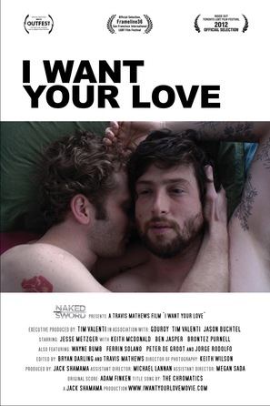 I Want Your Love - Movie Poster (thumbnail)