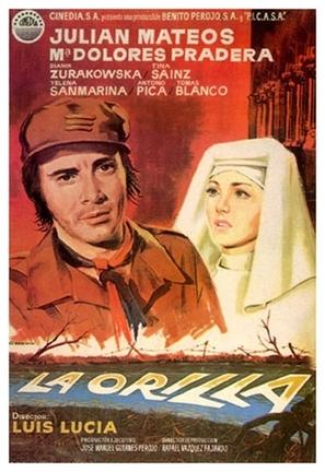 La orilla - Spanish Movie Poster (thumbnail)