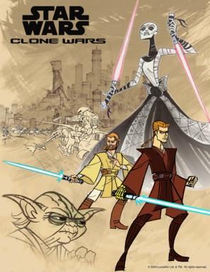 """""""Star Wars: Clone Wars"""""""