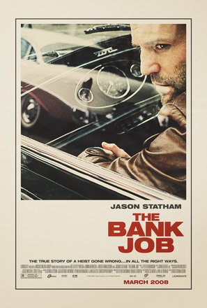 The Bank Job - Movie Poster (thumbnail)