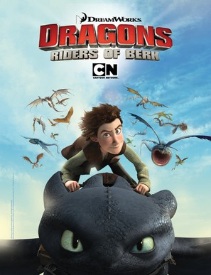 """Dragons: Riders of Berk"" - Movie Poster (thumbnail)"