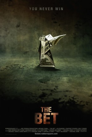 The Bet - Movie Poster (thumbnail)