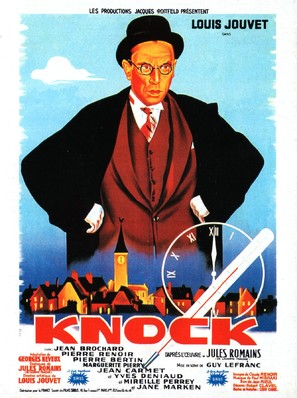Knock - French Movie Poster (thumbnail)