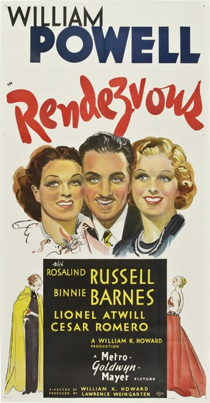 Rendezvous - Movie Poster (thumbnail)