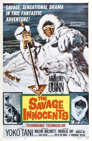 The Savage Innocents - Movie Poster (thumbnail)