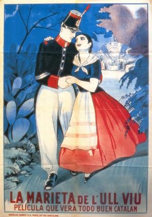 Baixant de la Font del Gat - Spanish Movie Poster (thumbnail)