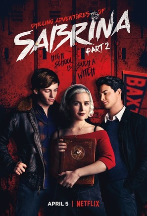 """Chilling Adventures of Sabrina"" - Movie Poster (thumbnail)"