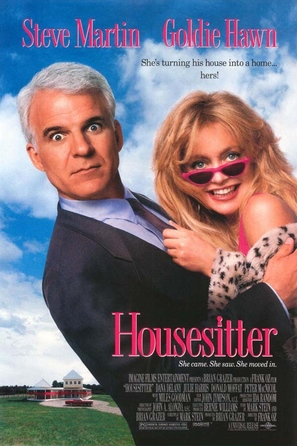 HouseSitter - Movie Poster (thumbnail)