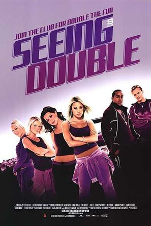 S Club Seeing Double - poster (thumbnail)
