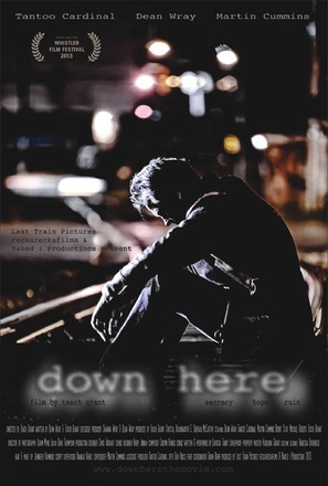 Down Here - Canadian Movie Poster (thumbnail)