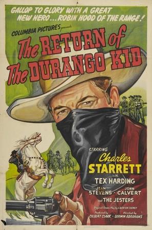 The Return of the Durango Kid - Movie Poster (thumbnail)