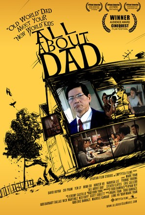 All About Dad - Movie Poster (thumbnail)