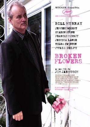 Broken Flowers - Movie Poster (thumbnail)