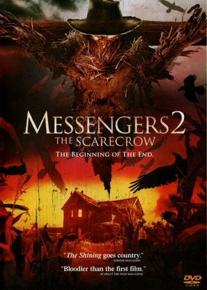 Messengers 2: The Scarecrow - Movie Cover (thumbnail)