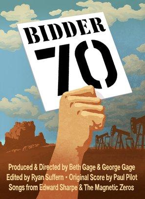 Bidder 70 - Movie Poster (thumbnail)