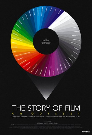 The Story of Film: An Odyssey - Canadian Movie Poster (thumbnail)
