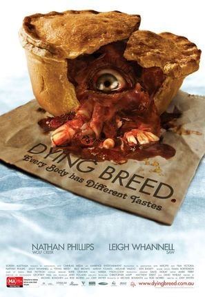 Dying Breed - Australian Movie Poster (thumbnail)