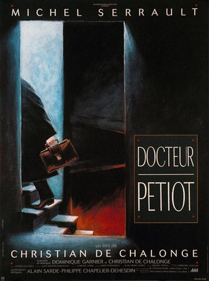 Docteur Petiot - French Movie Poster (thumbnail)