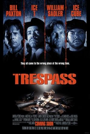 Trespass - Movie Poster (thumbnail)