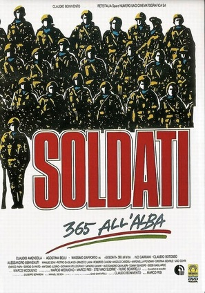Soldati - 365 all'alba - Italian Movie Cover (thumbnail)