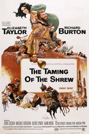 The Taming of the Shrew - Movie Poster (thumbnail)