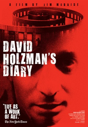 David Holzman's Diary - Movie Poster (thumbnail)