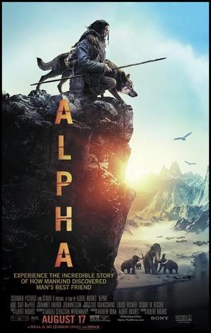 Alpha - Movie Poster (thumbnail)